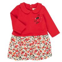 Kleidung Mädchen Kurze Kleider Catimini CR30043-38 Bunt