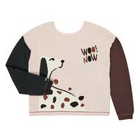 Kleidung Mädchen Pullover Catimini CR18115-34-J Bunt