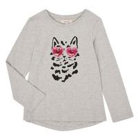 Vêtements Fille T-shirts manches longues Catimini CR10275-26-J