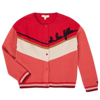 Abbigliamento Bambina Gilet / Cardigan Catimini CR18015-67-C