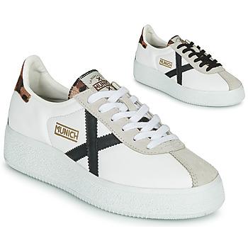 Schuhe Damen Sneaker Low Munich BARRU SKY Weiß