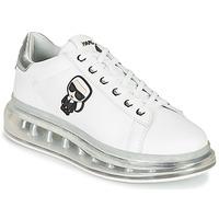 Schuhe Damen Sneaker Low Karl Lagerfeld KAPRI KUSHION KARL IKONIC LO LACE
