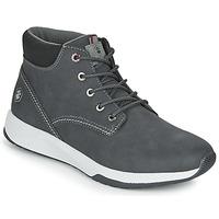 Schuhe Herren Boots Lumberjack NANTES Marineblau