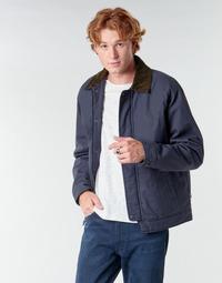 Abbigliamento Uomo Giubbotti Quiksilver CANVASCORCOLLAR M JCKT BYP0