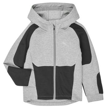 Vêtements Garçon Sweats Puma EVOSTRIPE HOODED JACKET