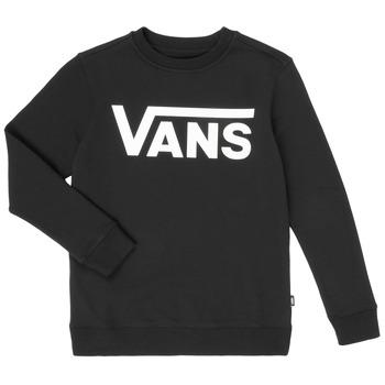 Vêtements Garçon Sweats Vans VANS CLASSIC CREW