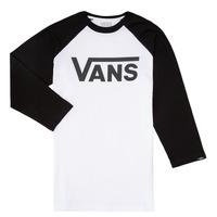 Vêtements Garçon T-shirts manches longues Vans VANS CLASSIC RAGLAN
