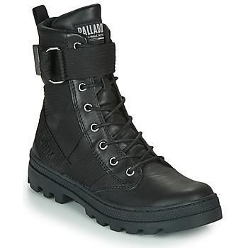 Schuhe Damen Boots Palladium PALLABOSSE TACT STL