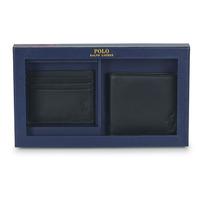 Sacs Homme Portefeuilles Polo Ralph Lauren Billfold & CardCase Gift Set