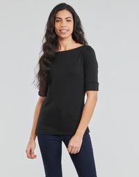 Vêtements Femme T-shirts manches longues Lauren Ralph Lauren JUDY