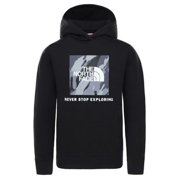 Vêtements Garçon Sweats The North Face NEW BOX CREW HODDIE