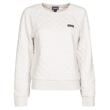 Vêtements Femme Sweats Patagonia W'S ORGANIC COTTON QUILT CREW