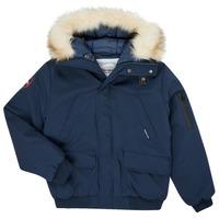 Kleidung Jungen Jacken Redskins MIAMI Marineblau