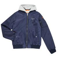 Kleidung Jungen Jacken Redskins JKAIL Marineblau