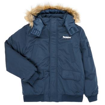 Kleidung Jungen Jacken Redskins JKT-480400 Marineblau