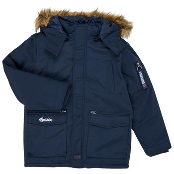 Kleidung Jungen Parkas Redskins REF-48105 Marineblau