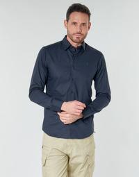Abbigliamento Uomo Camicie maniche lunghe G-Star Raw DRESSED SUPER SLIM SHIRT LS