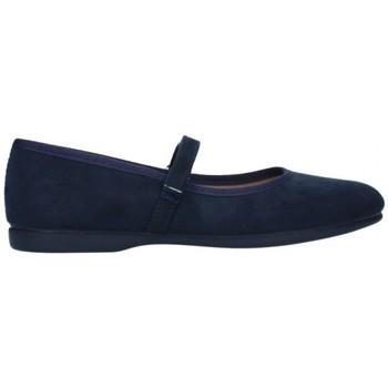Chaussures Fille Ballerines / babies Batilas 11350 Niña Azul marino bleu