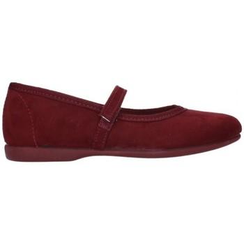 Chaussures Fille Ballerines / babies Batilas 11350 Niña Burdeos rouge