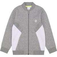 Kleidung Jungen Sweatshirts BOSS J25G80 Grau