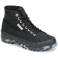 Schuhe Damen Sneaker High Superga 2341 ALPINA MARBLEGUM