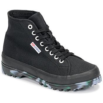 Scarpe Donna Sneakers alte Superga 2341 ALPINA MARBLEGUM