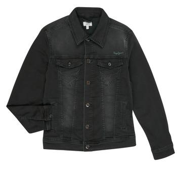 Kleidung Jungen Jeansjacken Pepe jeans LEGENDARY