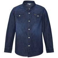 Kleidung Jungen Langärmelige Hemden Pepe jeans JHON