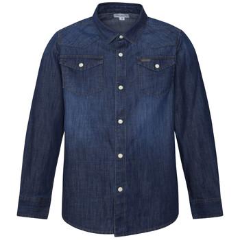 Abbigliamento Bambino Camicie maniche lunghe Pepe jeans JHON