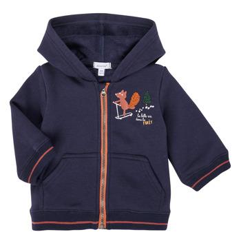Kleidung Jungen Sweatshirts Absorba 9R17092-04-B Blau
