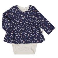Kleidung Mädchen Tops / Blusen Absorba 9R60002-04-C Marineblau