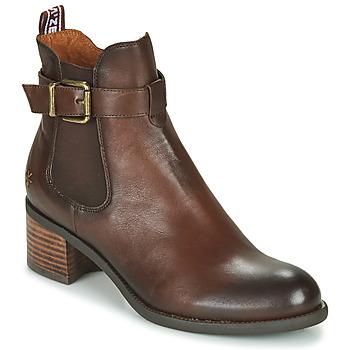 Schuhe Damen Low Boots Mam'Zelle LOPEZ