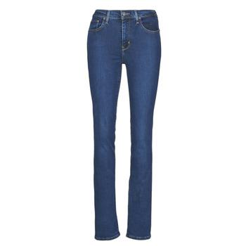 Abbigliamento Donna Jeans dritti Levi's 724 HIGH RISE STRAIGHT