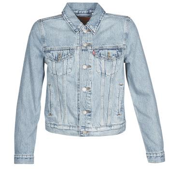 Vêtements Femme Vestes en jean Levi's ORIGINAL TRUCKER