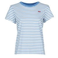 Vêtements Femme T-shirts manches courtes Levi's PERFECT TEE