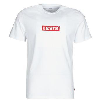 Vêtements Homme T-shirts manches courtes Levi's BOXTAB GRAPHIC TEE
