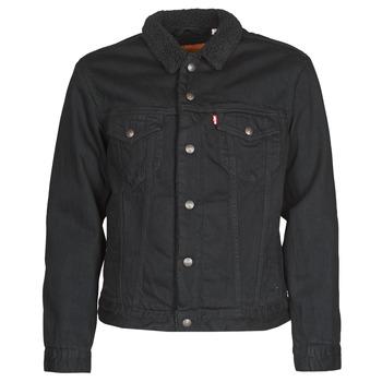 Vêtements Homme Vestes en jean Levi's TYPE 3 SHERPA TRUCKER