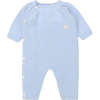 Kleidung Jungen Overalls / Latzhosen Carrément Beau Y94185 Blau