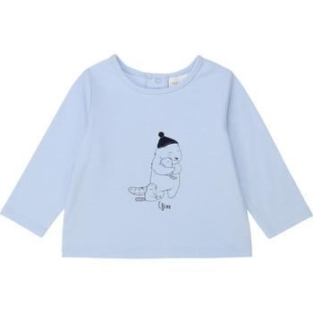 Abbigliamento Bambino T-shirts a maniche lunghe Carrément Beau Y95249