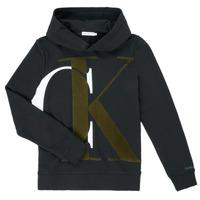 Vêtements Garçon Sweats Calvin Klein Jeans IB0IB00628-BEH