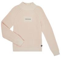 Vêtements Fille Pulls Calvin Klein Jeans IG0IG00680-PGB