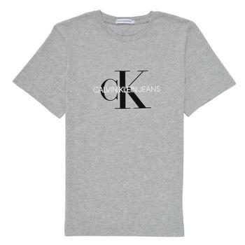 Vêtements Enfant T-shirts manches courtes Calvin Klein Jeans MONOGRAM