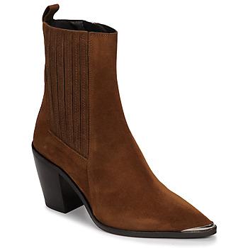 Chaussures Femme Bottines Jonak BASAMA Marron