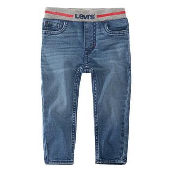 Vêtements Garçon Jeans skinny Levi's PULL-ON SKINNY JEAN River Run