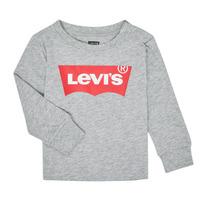 Kleidung Jungen Langarmshirts Levi's BATWING TEE LS