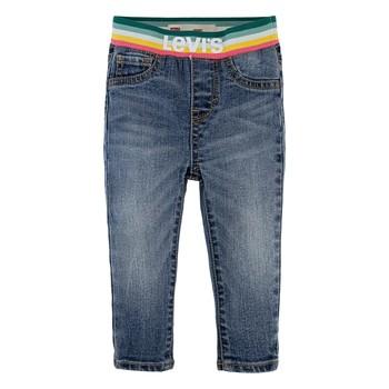 Abbigliamento Bambina Jeans skynny Levi's PULLON RAINBOW SKINNY JEAN