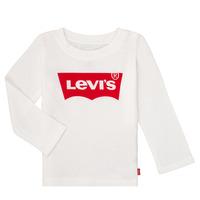 Vêtements Fille T-shirts manches longues Levi's BATWING TEE LS