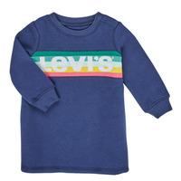 Vêtements Fille Robes courtes Levi's SWEATSHIRT DRESS