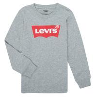 Abbigliamento Bambino T-shirts a maniche lunghe Levi's BATWING TEE LS