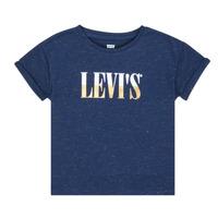 Abbigliamento Bambina T-shirt maniche corte Levi's DROP SHOULDER TEE